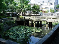 旧岡山藩藩学跡(岡山県岡山市)